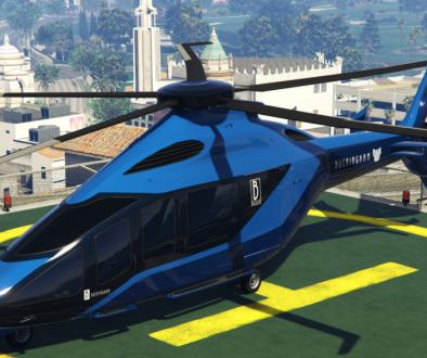 GTA-Online-Hubschrauber