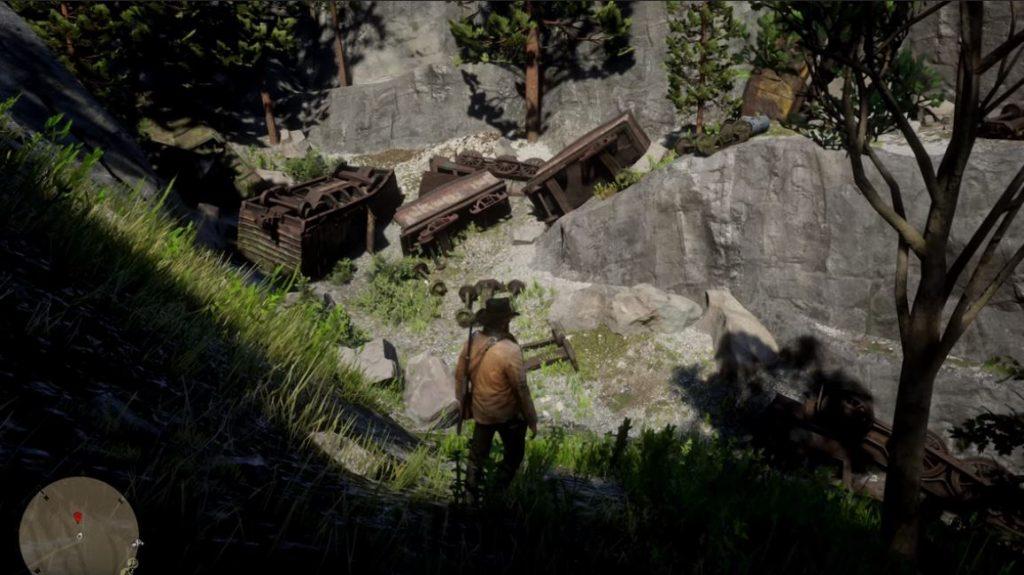 Red Dead Redemption 2 Goldbarren
