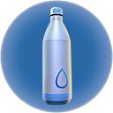 Gefiltertes Wasser Gesund