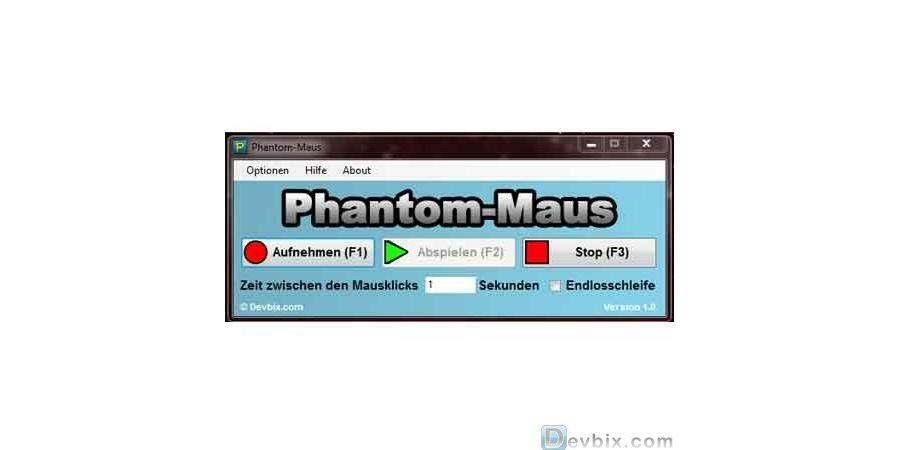 Phantom-Maus